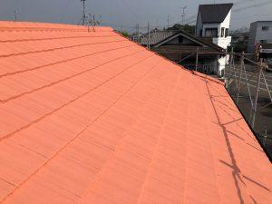 奈良県桜井市N様 屋根塗装