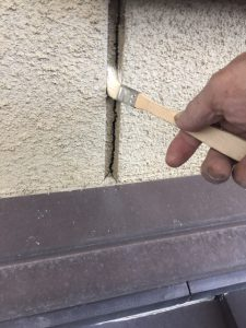 三重県伊賀市H様外壁修理