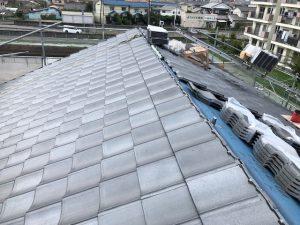 奈良県橿原市S様屋根リフォーム工事