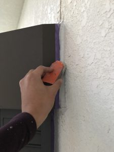奈良県橿原市 外壁修理 シーリング剤(オートンイクシード)を抑えます