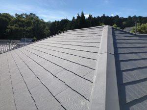 三重県名張市N様屋根塗装リフォーム工事
