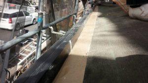 奈良県橿原市K様 雨漏り修理 タフモックで抑える2