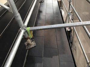 奈良県橿原市K様 屋根塗装 下塗り塗装3