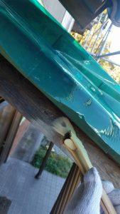 三重県名張市Y様 外壁塗装 木部塗装3