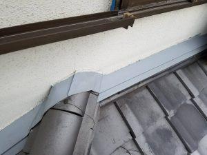 奈良県宇陀市U様 外壁塗装 外壁修理前1