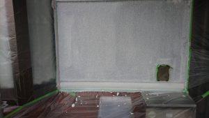 三重県名張市Y様 外壁塗装 下塗り塗装2