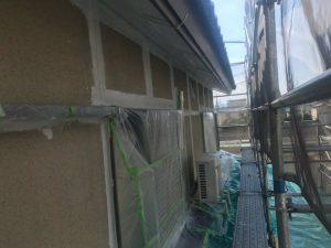 橿原市 長持ちする外壁塗装リフォームは下塗りが丁寧