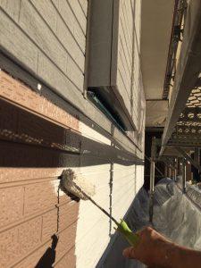 奈良県吉野郡 金属サイディング壁は錆び止め塗装で長持ち