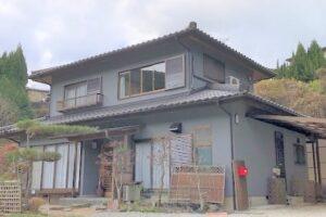 【三重県伊賀市】外壁塗装|耐用年数20年の断熱セラミックガイナで塗り替えリフォーム