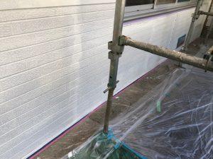奈良県吉野郡O様外壁塗装リフォーム工事