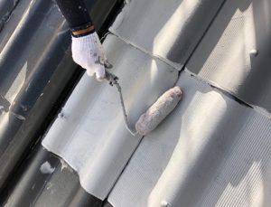 奈良県吉野郡O様屋根塗装リフォーム工事