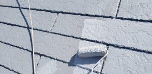 磯城郡三宅町 20年間持つガイナで屋根に塗装リフォーム