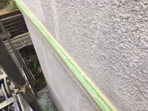 奈良県橿原市 シーリング打ち完成2