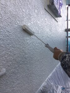 【三重県伊賀市】外壁塗装|外壁に汚れにくいシリコン塗料で塗り替えリフォーム