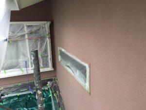 奈良県橿原市 断熱セラミックガイナを塗装 上塗り4