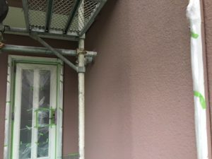 奈良県橿原市 断熱セラミックガイナを塗装 上塗り5