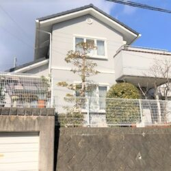 【奈良県宇陀市】外壁塗装|20年持って遮熱と断熱効果のガイナで塗り替えリフォーム