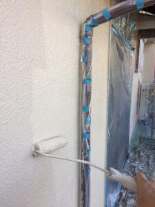 【三重県名張市】外壁塗装|汚れにくいシリコン塗料で外壁を塗り替え