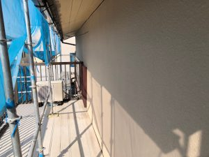 奈良県橿原市I様外壁塗り替えリフォーム工事