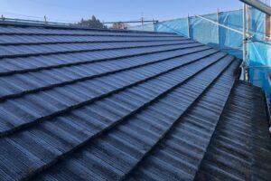 【奈良県宇陀市】屋根塗装|宇宙ロケットJAXAが認めた優れた断熱技術のガイナで塗り替え