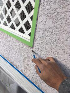 奈良県宇陀市 外壁修理2