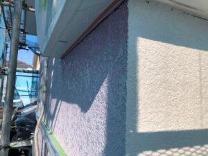 奈良県宇陀市 外壁塗装 中塗り5