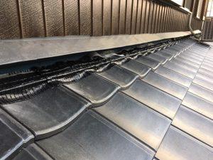 奈良県桜井市 雨漏りしにくい超軽量瓦ルーガを屋根工事