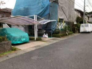奈良県宇陀市S様外壁塗装リフォーム工事