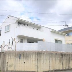 【奈良県宇陀市】外壁塗装 塗るだけで夏は涼しい遮熱と冬は暖かい断熱効果のあるガイナで塗り替え