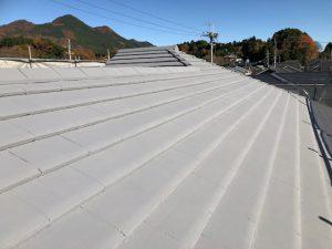 奈良県宇陀市S様屋根塗装リフォーム工事