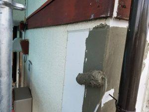 三重県名張市M様 外壁下地調整カチオンフィラー1