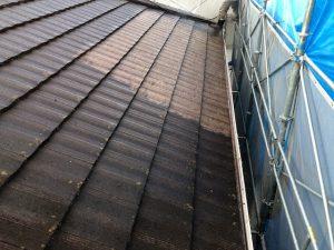 奈良県橿原市M様屋根塗装リフォーム工事