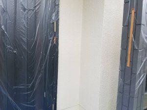 橿原市 外壁塗装 シリコン1完成