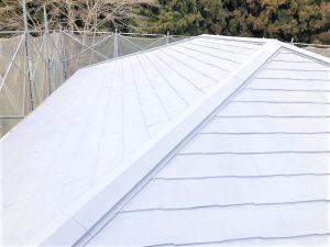 奈良県宇陀市T屋根塗装リフォーム工事