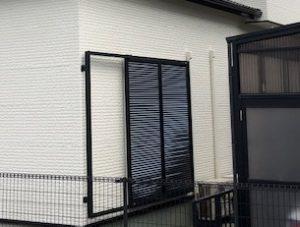 奈良県桜井市H様雨戸塗装