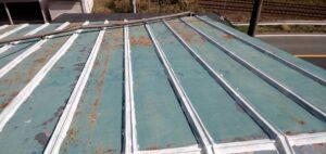 三重県 名張市 屋根塗装 下塗り3