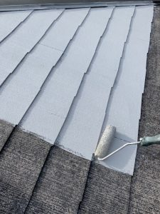 奈良県宇陀市T様屋根塗り替えリフォーム工事