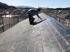 奈良県橿原市T様屋根塗り替えリフォーム工事
