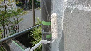 桜井市 外壁塗装水性ソフトサーフ2
