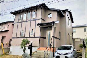 奈良県吉野郡 費用と耐用年数のいい塗料で外壁に塗装