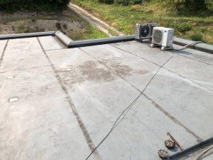 橿原市 陸屋根の点検3