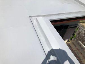 橿原市 屋根防水トップコート5