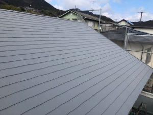 奈良県橿原市T様屋根塗装リフォーム工事
