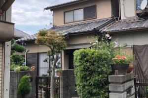 橿原市 地震や台風に強い軽量瓦で屋根のリフォーム工事