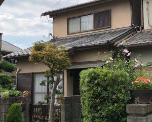 奈良県橿原市 2回目の雨漏り点検で原因を発見