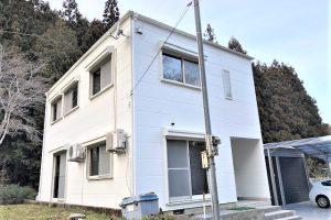 奈良県宇陀市 汚れに強いシリコン塗料で外壁塗り替え