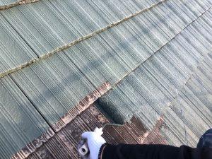 奈良県大和高田市S様屋根塗装リフォーム工事