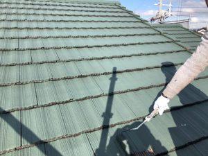奈良県大和高田市S様の屋根塗り替えリフォーム工事
