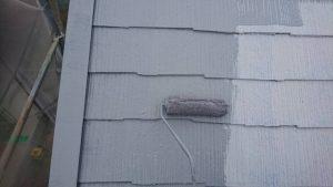 【奈良県橿原市】電気代が安くなる!塗装するだけで遮熱と断熱効果のあるガイナで屋根塗り替え