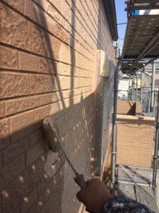 奈良県奈良市Y様外壁塗り替えリフォーム工事
